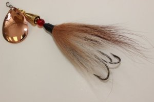 Bucktail Walleye