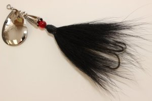 Bucktail Black Nickel
